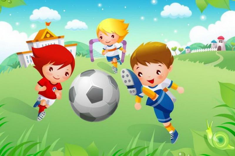 картинки виды спорта детские